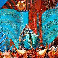 Houston Grand Opera, Aida, January 2013