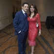6820 Carlos and Karina Barbieri at Una Notte in Italia November 2014