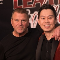 Leather and Laces Saturday night TIlman Fertitta
