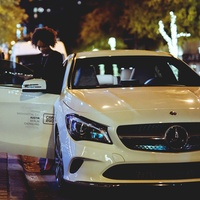 car2go Mercedes-Benz CLA