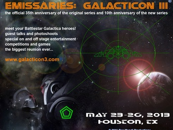 Emissaries: Galacticon III