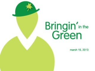 """""""Bringin' in the Green"""" benefiting the Montrose Center"""