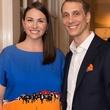 11 50 Beth and Nick Zdeblick at Raising the Barre April 2014