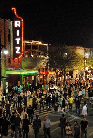 SXSW crowd