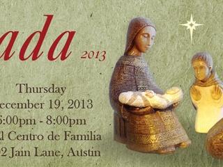 banner for Holiday Posada celebration for Soutwest Keys Program