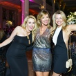 33 Christie Sullivan, from left, DeeDee Gugenheim and Millette Sherman at the Children's Museum Gala October 2013