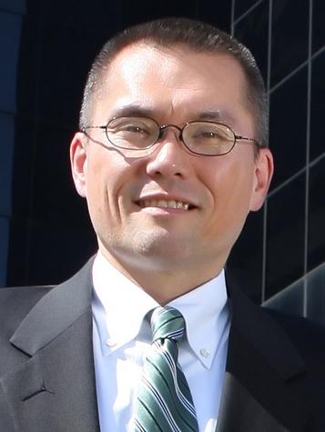 John Nechman head shot gay pride lawyer Houston