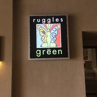 Ruggles Green River Oaks sign