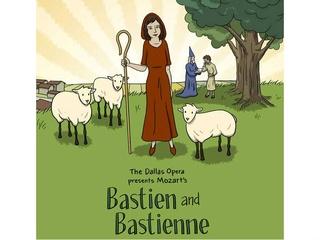 Dallas Opera presents Bastien and Bastienne
