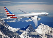 American Airlines new look