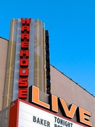 News_Warehouse Live_exterior_sign