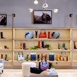 Women's area at Lucchese store in Highland Village