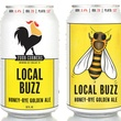 Four Corners Brewing Local Buzz cans