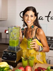News_Kristina Carrillo-Bucaram_Vitamix_blender_Sur La Table