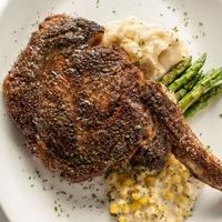 III Forks steak