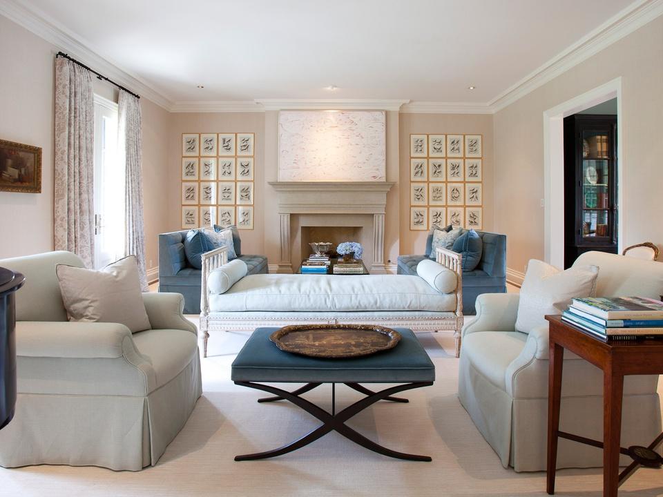 Interior Designer Laura Singleton Blends Classic
