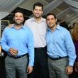 14 Zadok Hublot Party Houston May 2013 John David, Rodney David, Kalisto Kojack