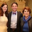 10 Elizabeth Hogan, from left, Todd Litton and Franna Litton at the Citizen Schools luncheon