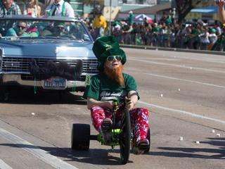 St. Patrick's Day Parade 2013