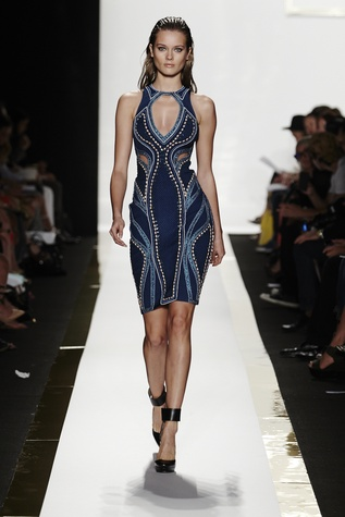 Herve Leger, Mercedes-Benz Fashion Week, Sept. 2013