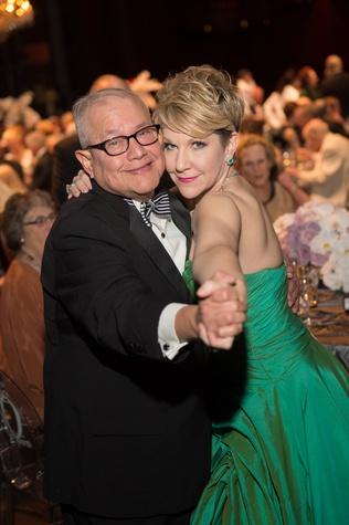 2038 Rudy Avelar and Joyce DiDonato at the Houston Grand Opera HGO 60th Anniversary March 2015