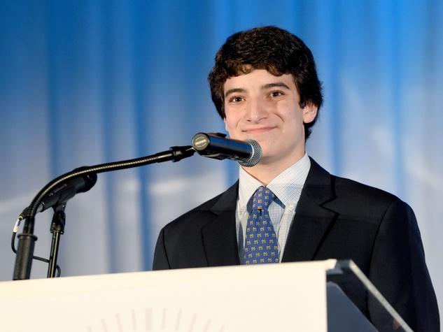 Henry Goldberg, UNICEF Children First