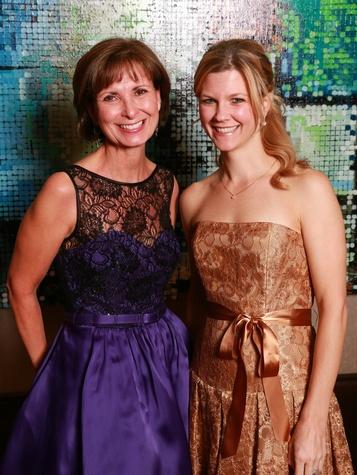 Karen Wald, Dana Beckman, 100 year childrens medical center celebration