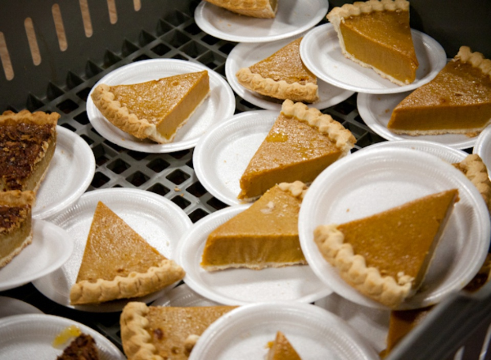 Austin Photo Set: News_Feast of Sharing_Nov 2011_pie