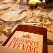 The program at Masterpiece Evening April 2014