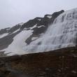 Tarra Gaines Iceland December 2014 Dynjandi Falls (photo credit-Linda Gaines)
