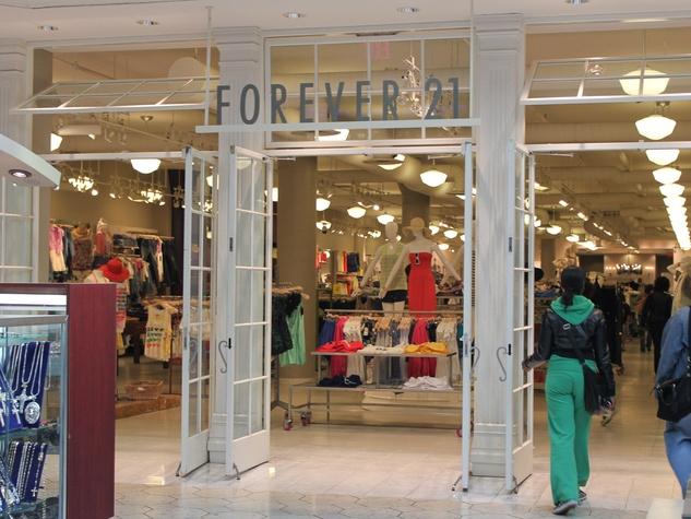 Galleria clothing stores