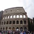 Jane Howze trip to Rome September 2014 The Coliseum