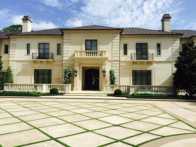 Most beautiful mansion in river oaks veranda magazine for Beautiful homes in houston