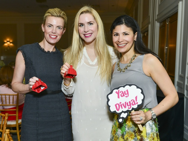 26 at the Best Dressed luncheon March 2014