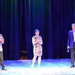 Carl Soderstrom, Gabriella Draney, John Reed at Tech Wildcatters Pitch Day 2014