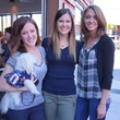 Suzi Christy, from left, Mary Burtner and Christine McKinnon at Friends for Life Texans TAILgate party November 2013