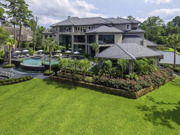 Theresa Roemer Carlton Woods home, July 2016