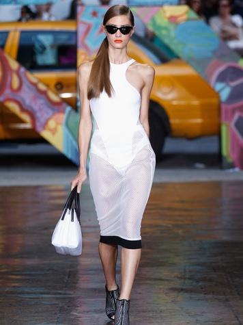 Fashion Week spring summer 2014 3 Donna Karan DKNY