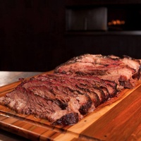 Smoke the Restaurant San Antonio BBQ Brisket barbecue 2016