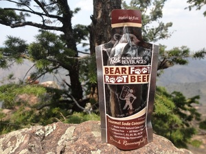 Root Beer concentrate from Pat's Backcountry Beverages
