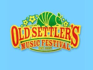 Old Settler's Music Festival logo 2015