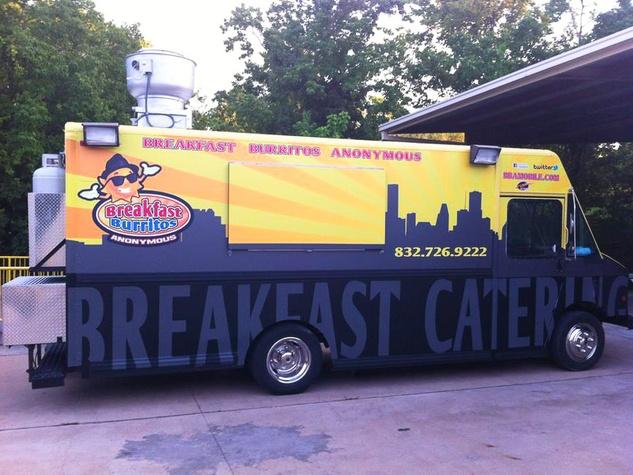 Breakfast Food Truck Houston