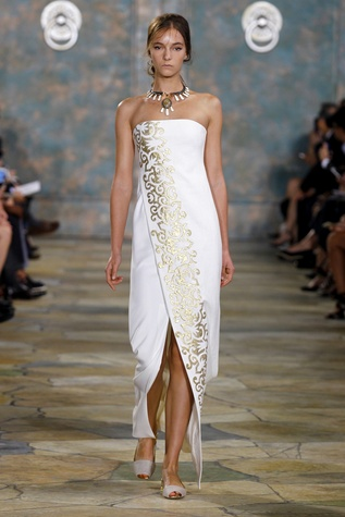 Tory Burch spring 2016 collection