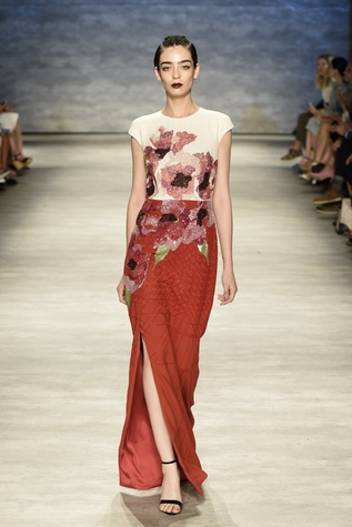 Bibhu Mohapatra spring 2015 collection look 37