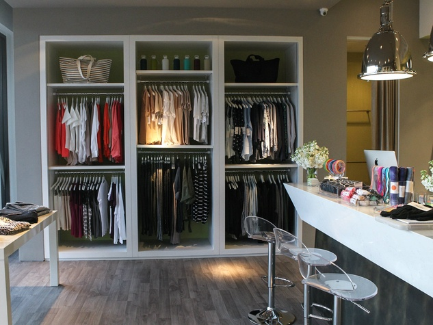 ShopBarre at The PilatesBarre Devonshire Studio