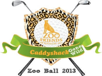 "Zoo Friends of Houston Ball 2013 ""Caddyshack Gone Wild!"""