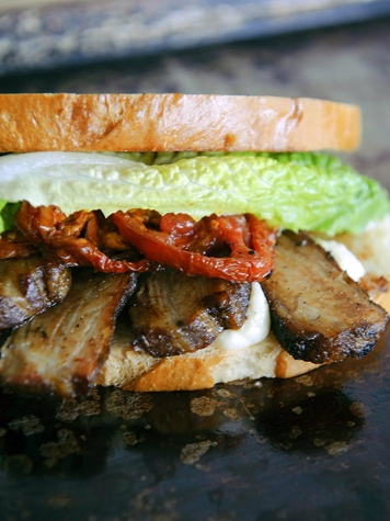 The Noble Pig BLT