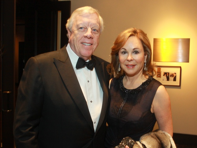 106 Rich and Nancy Kinder at the Baker Institute 20th Anniversary Gala November 2013