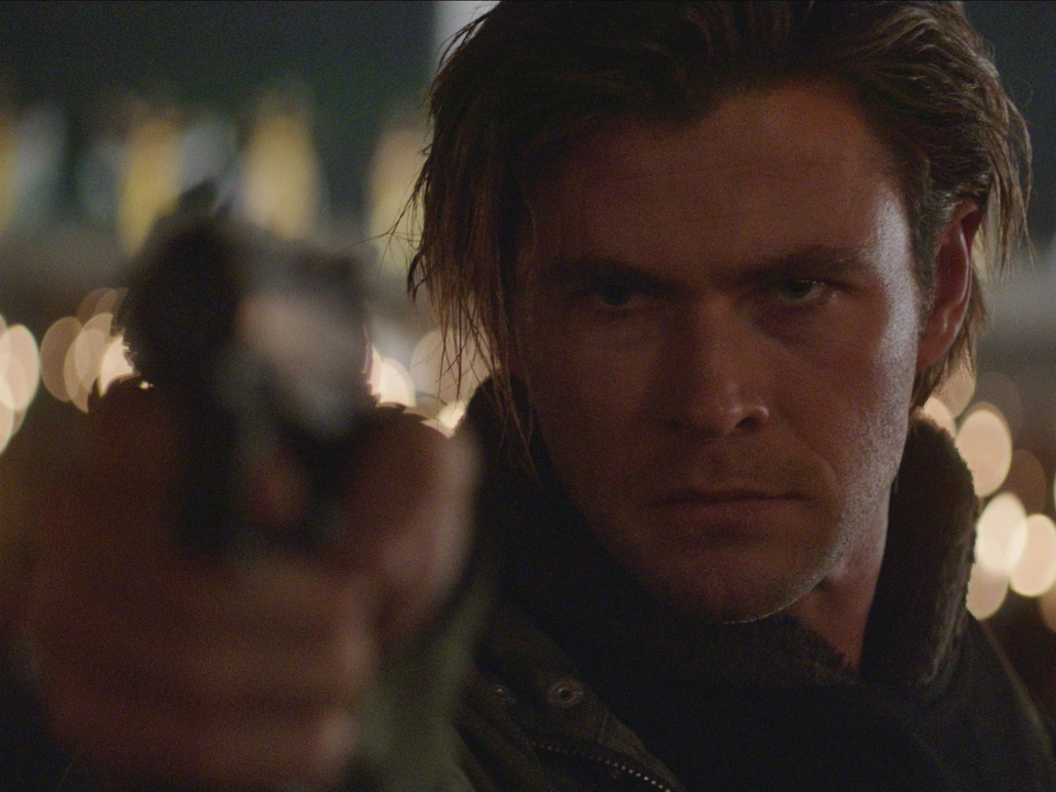 Chris Hemsworth in Blackhat