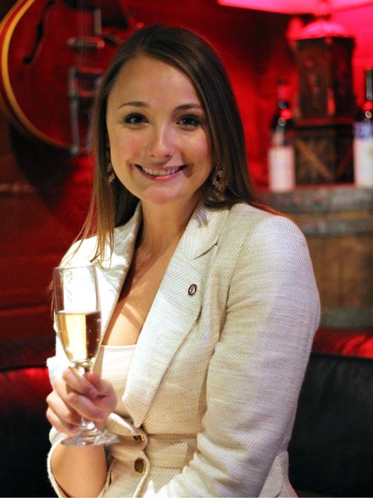 Melissa Lamb of the Wine & Food Foundation